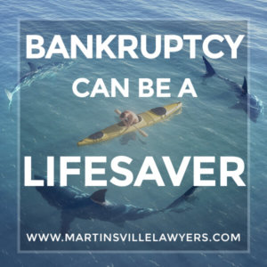 Bankruptcy Can Be a Lifesaver | Blog Post