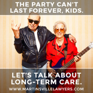 Medicaid long term care planning law firm martinsville
