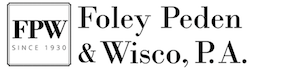 Foley Peden & Wisco, P.A.